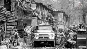 Под грифом «секретно»: тайна взрыва в Арзамасе